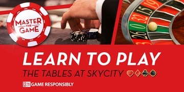 Learn to Play packages, SKYCITY Hamilton